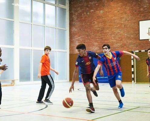 Kompetenz fürs Leben: Fußball trifft Kultur