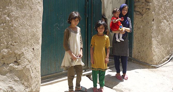 Afghanischer Frauenverein