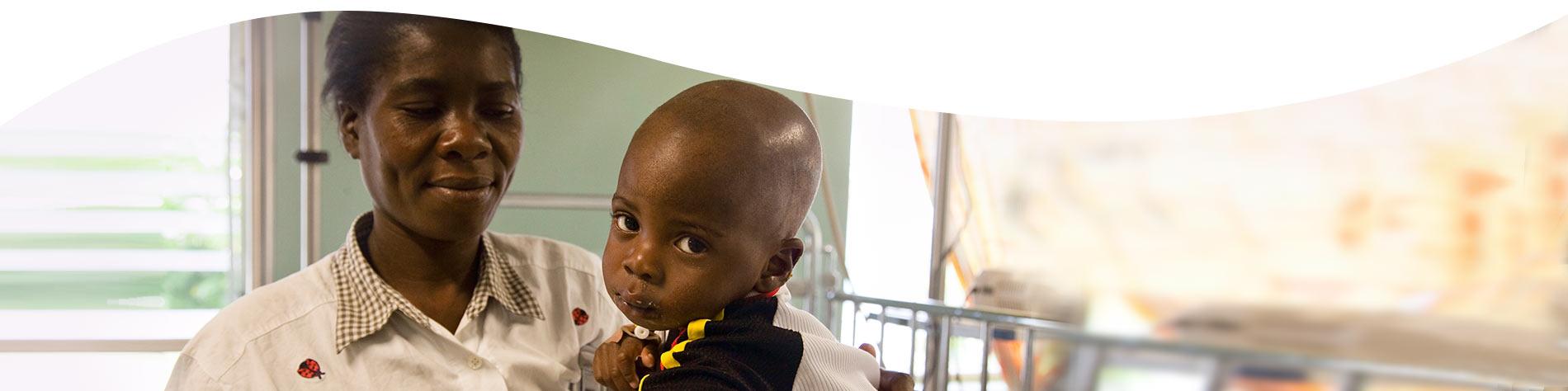 NPH Haiti Kinderkrankenhaus